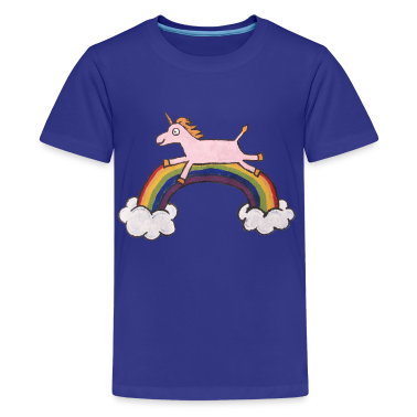 Kids Pink Unicorn