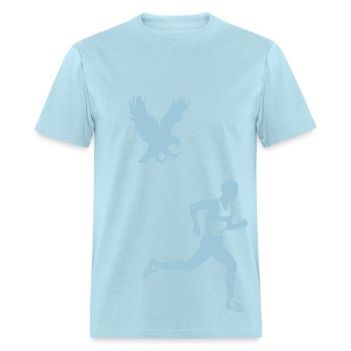 the running man - Men's T-Shirt