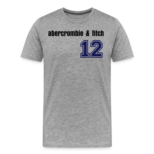 fake abercrombie - Men's Premium T-Shirt