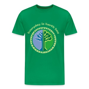 Everyday Is Earth Day - Men's Premium T-Shirt