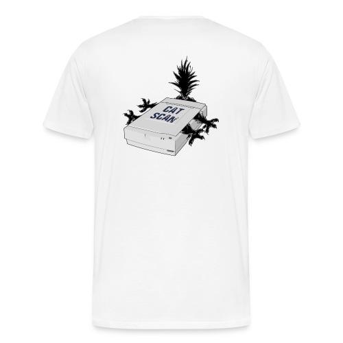 cat scan - Men's Premium T-Shirt