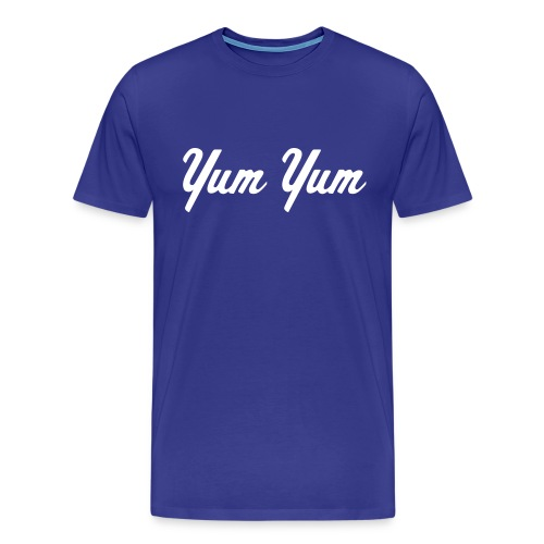 Blueberry Yumyum - Men's Premium T-Shirt