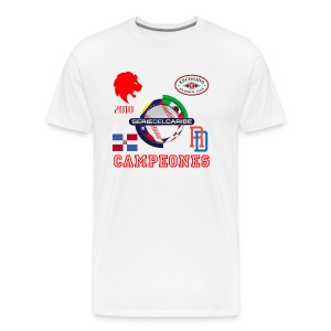 Escogido Camp. 2010 - Men's Premium T-Shirt