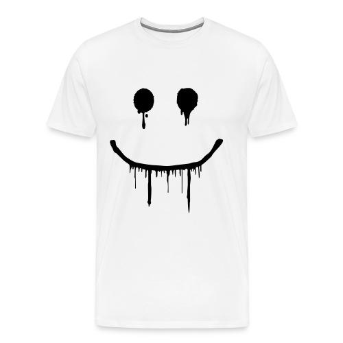 Smile like you mean it - Men's Premium T-Shirt