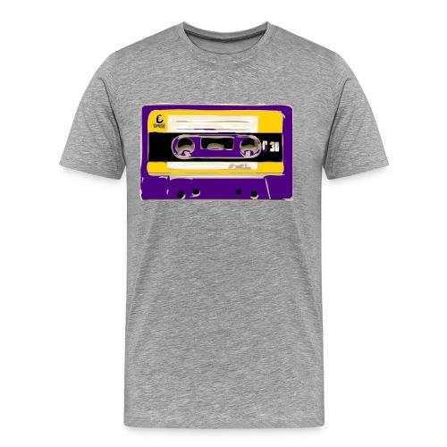 So 90's - Cassette Tape - Men's Premium T-Shirt