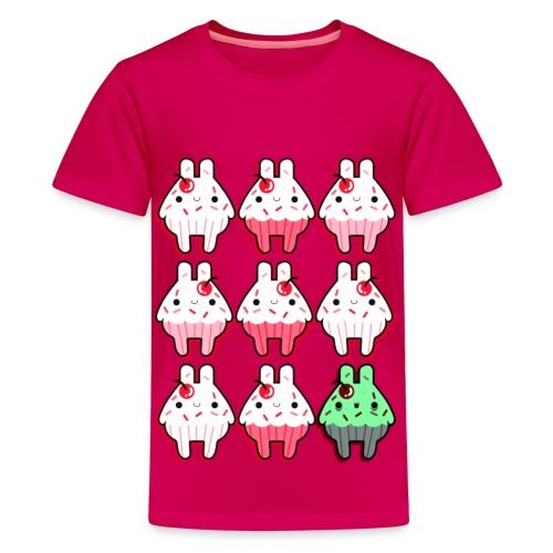 Cupcake Zombie - Kids' Premium T-Shirt