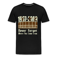 T-Shirts ~ Men's Premium T-Shirt ~ Never Forget