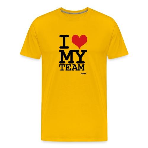 team - Men's Premium T-Shirt