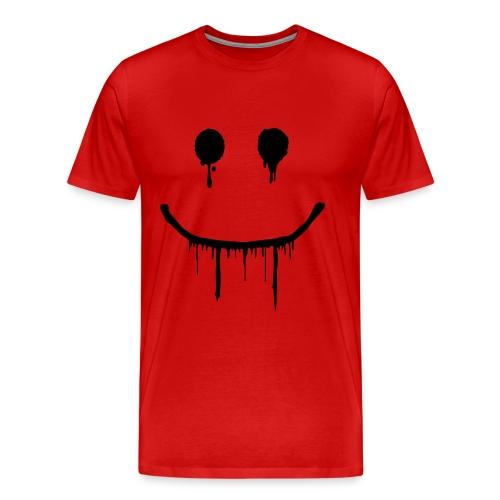 smiley tee - Men's Premium T-Shirt