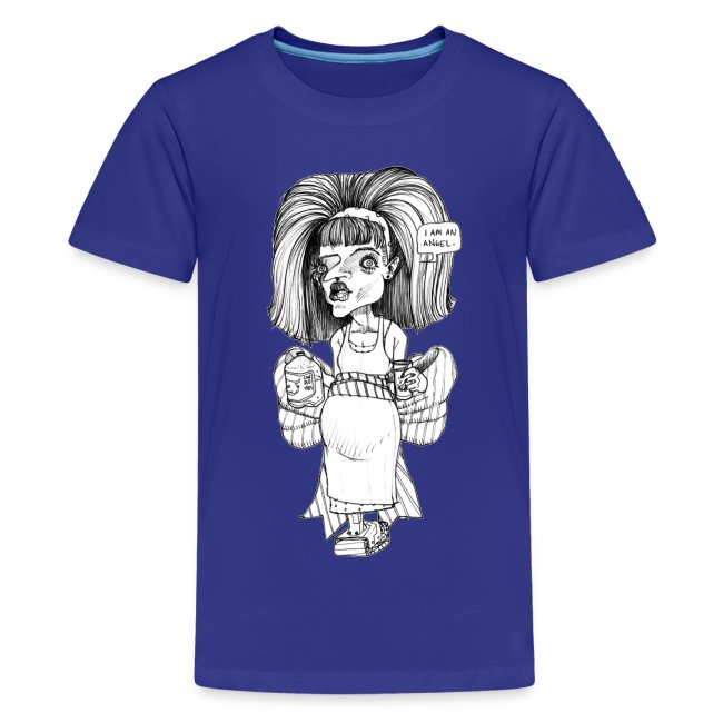 Angel Tee for Kids