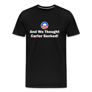 Anti-Obama - Men's Premium T-Shirt