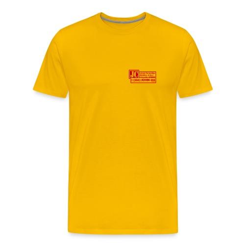WILL's Handyman Service - Men's Premium T-Shirt