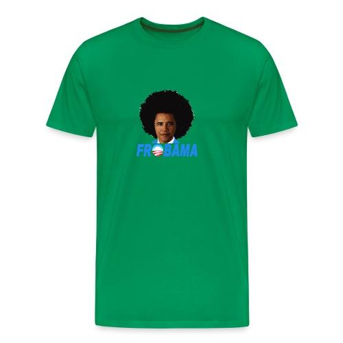AfrObama - Men's Premium T-Shirt