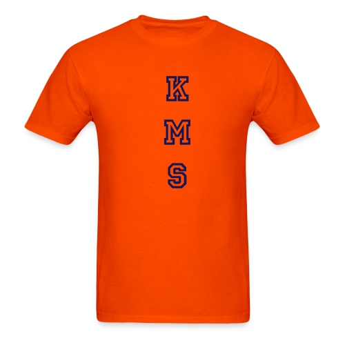 KMS The One & Only - Men's T-Shirt