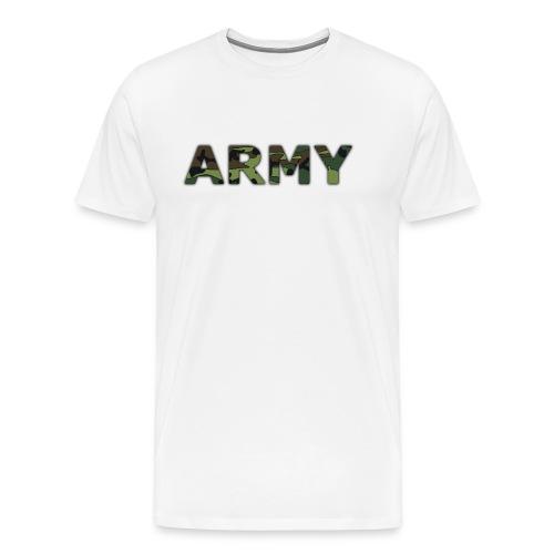 ARMY - Men's Premium T-Shirt