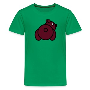 Baby Got Back - Bear T-Shirt for Children - Kids' Premium T-Shirt