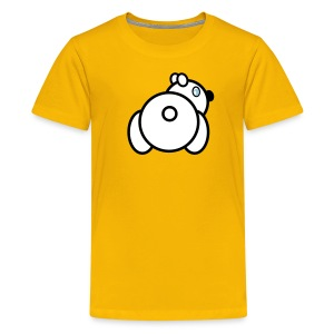 Baby Got Back - Polar Bear T-Shirt for Children - Kids' Premium T-Shirt