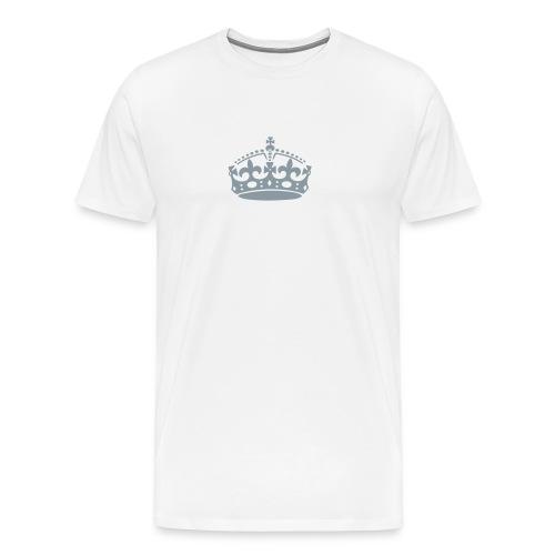 Queen's Crown - Men's Premium T-Shirt
