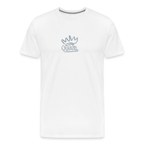 Queen's and Crown - Men's Premium T-Shirt