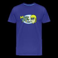 T-Shirts ~ Men's Premium T-Shirt ~ WGJ4K Logo+Mickey tee