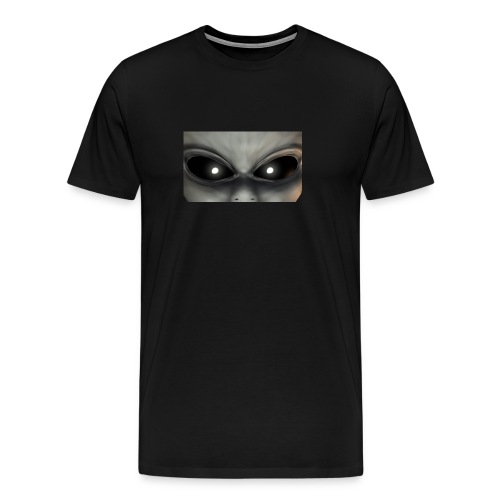 War Eyes - 3XL - Men's Premium T-Shirt