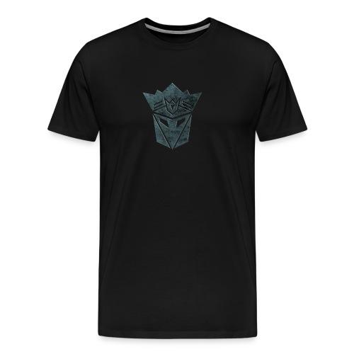 Deporticon Logo (Mens) - Men's Premium T-Shirt