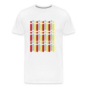 Voices of Mars - Primary T-Shirt for Men - Men's Premium T-Shirt