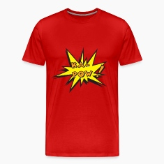 Red ka pow T-Shirts