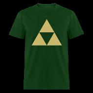 T-Shirts ~ Men's T-Shirt ~ Eric's Triangle shirt