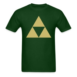 Eric's Triangle shirt - Men's T-Shirt