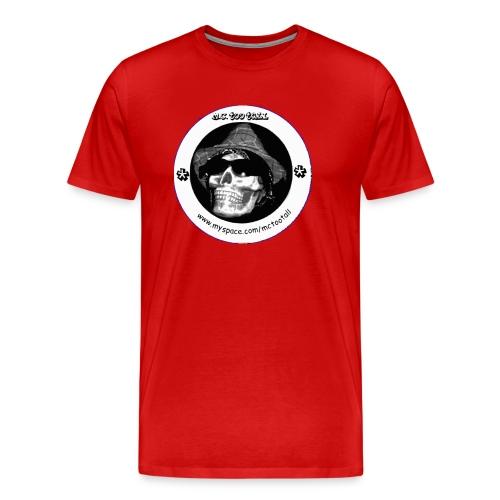 Men's Red Tee - Men's Premium T-Shirt
