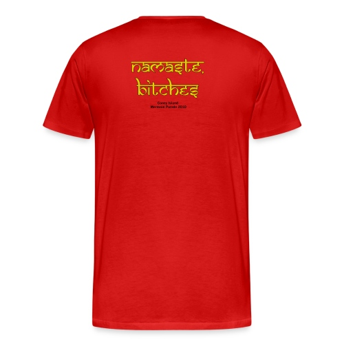 Chumdog Millionaire Mens Tee - Men's Premium T-Shirt