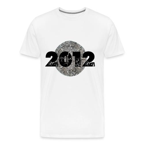 2012 - Men's Premium T-Shirt