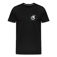 T-Shirts ~ Men's Premium T-Shirt ~ K Logo - Men's T (off-centered)