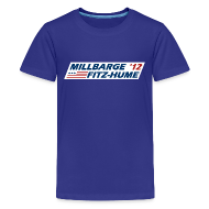 Kids' Shirts ~ Kids' Premium T-Shirt ~ Millbarge - Fitz-Hume 2012