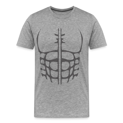 6 pack muscle - Men's Premium T-Shirt