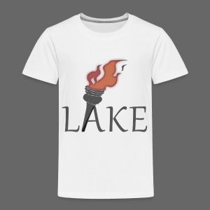 Torch Lake Toddler T-Shirt - Toddler Premium T-Shirt