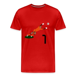 Tim Howard - Men's Heavyweight Tee - Men's Premium T-Shirt