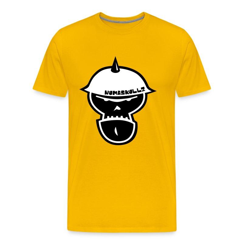 numb_skullz_logo_2010 - Men's Premium T-Shirt