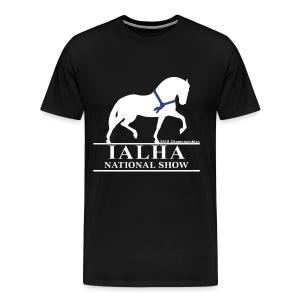 IALHA Nationals Dark Tee - Men's Premium T-Shirt