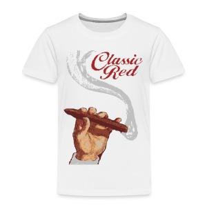 Classic Red Boston Toddler T-Shirt - Toddler Premium T-Shirt