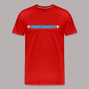 INDEPENDIENTE RED MEN XXXL - Men's Premium T-Shirt