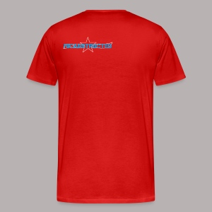 INDEPENDENTISTA RED MEN XXXL - Men's Premium T-Shirt