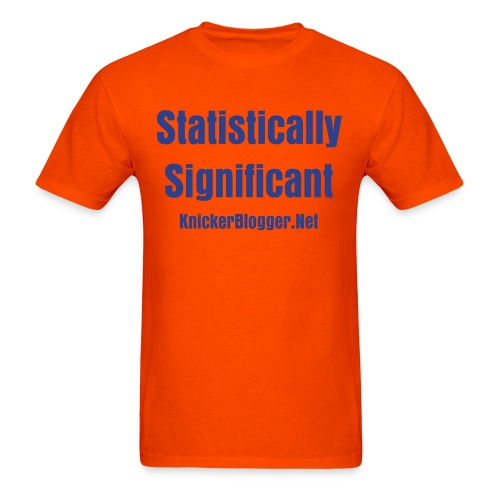 Statistically Significant - Men's T-Shirt