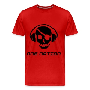 ONE NATION - Men's Premium T-Shirt