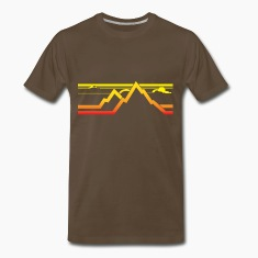 mountains T-Shirts