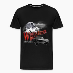 Winchester Bros Hunting Evil Since 1983 1967 chevr T-Shirts