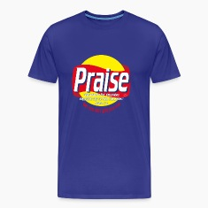 """Praise"" by GP Wear T-Shirts"