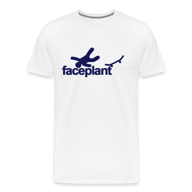 face plant T-Shirts