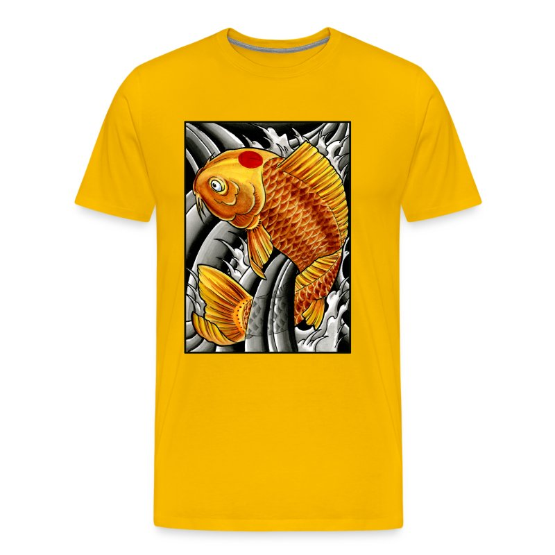 Koi 1 - Men's Premium T-Shirt
